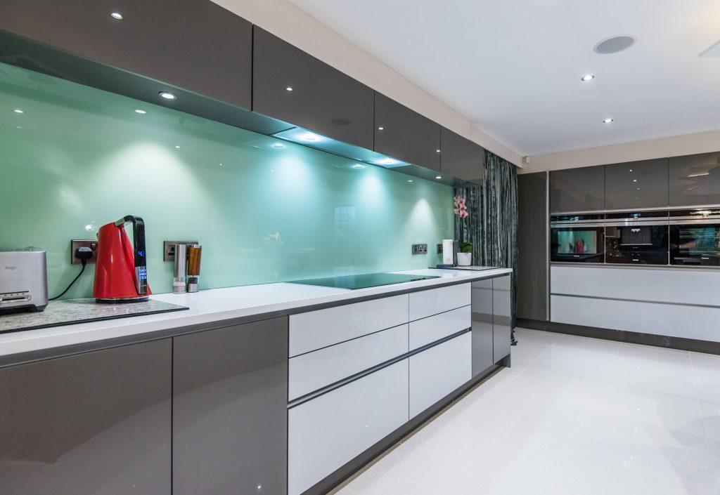 Modern Kitchen High Gloss Finish Affordable Kitchen Cupboards Johannesburg Built In Bedroom Cupboards Boksburg Built In Kitchen Cupboards Kitchen Design Companies Johannesburg